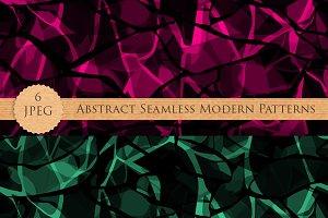 ABSTRACT seamless modern patterns