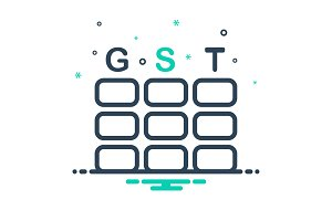 Gst calculator icon