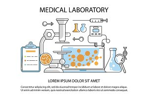 medical laboratory website