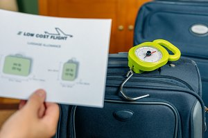 Low cost airlines luggage restrictio