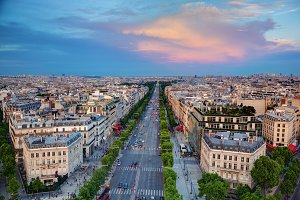 Paris: the capital of France