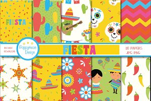 Fiesta papers
