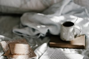 HYGGE slow living moment