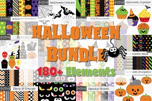 Halloween Graphics Bundle