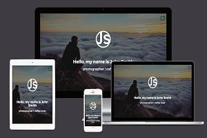 Simple_p | personal/portfolio theme
