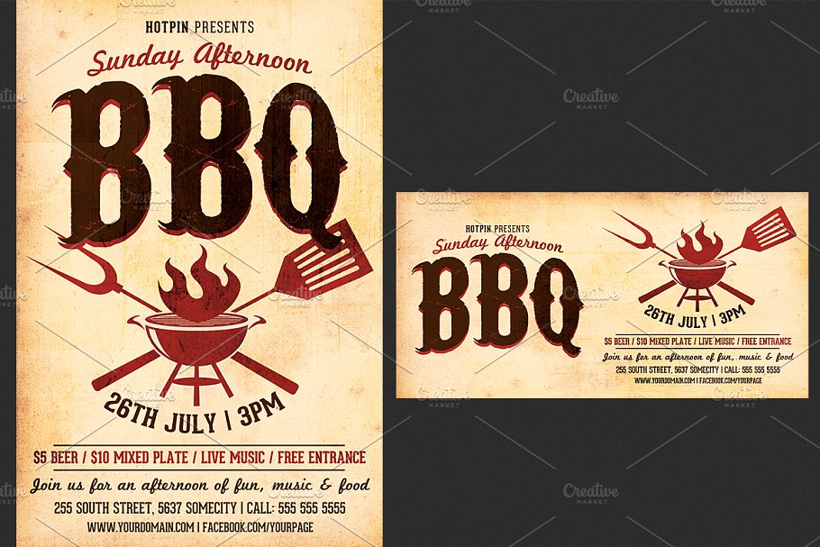 bbq tickets template.html