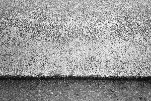 Road border asphalt texture backgrou
