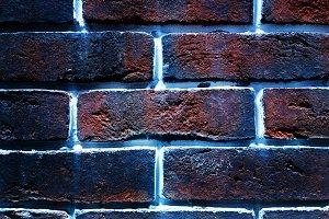 Vintage brick wall texture backgroun