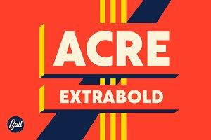 Acre Extrabold