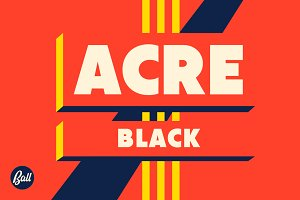 Acre Black