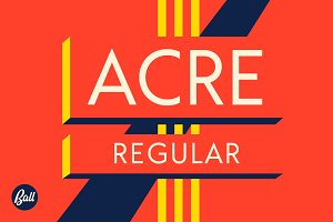 Acre Regular
