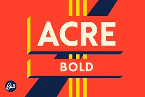 Acre Bold