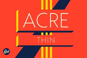Acre Thin