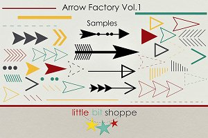 Arrow Factory Vol.1