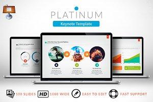 Platinum | Keynote Presentation