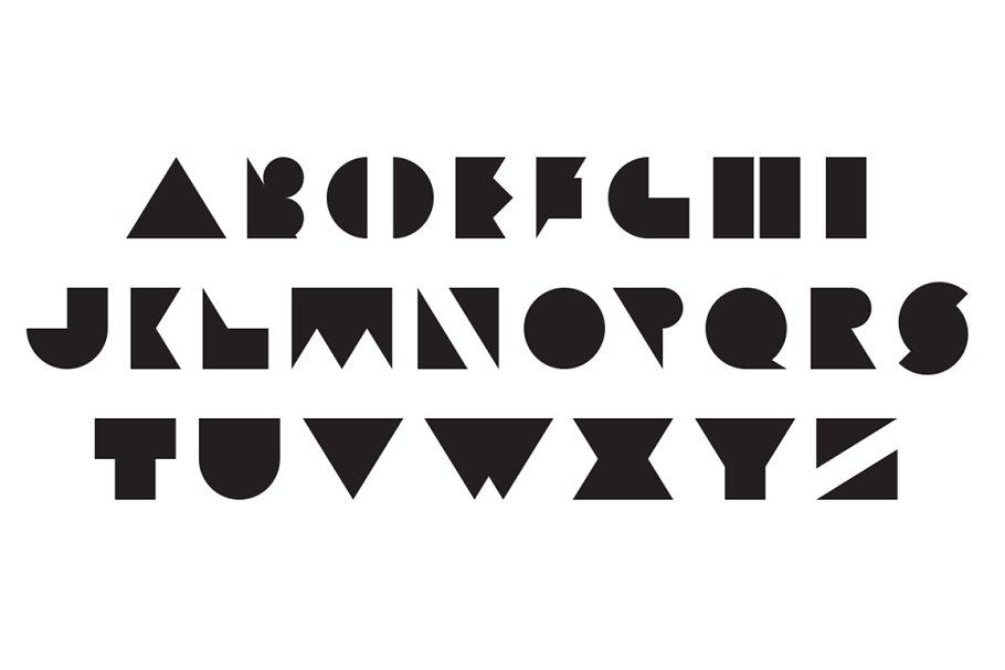 Geowood ~ Display Fonts ~ Creative Market