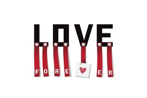 Love Forever t-shirt fashion print