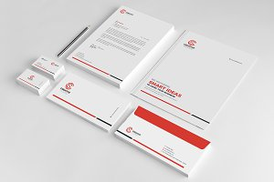 corporate identity stationery pack stationery templates creative
