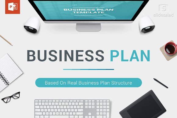 Business Plan PowerPoint Template ~ Presentation Templates ...