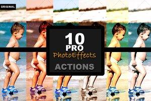 WonderEffects - 10 Pro Photo Effects