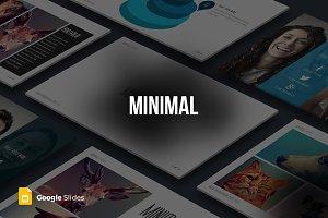 Minimal - Google Slides templates
