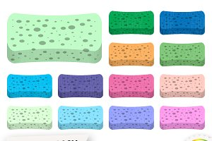 Sponge Clipart