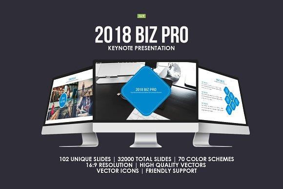 2018 Biz Pro Keynote Presentation