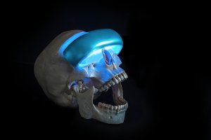 Danger of VR. Horrors of future tech