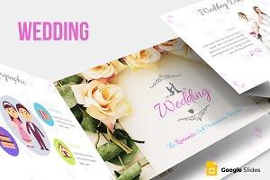 Wedding Google Slides Template