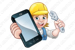 Mechanic Plumber Handyman Phone