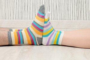 Socks couple