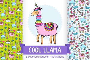 Cool Llama: patterns