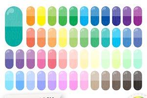Pill Clipart