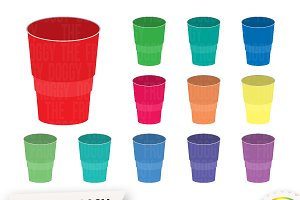 Party Cup Clipart
