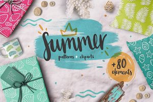 Summer lover kit! +80 elements