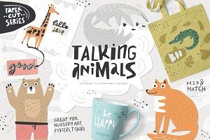 Talking Animals Bundle