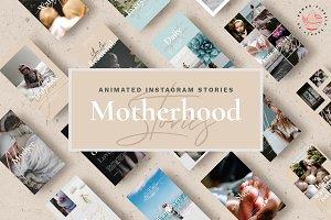 Motherhood — Animated Stories