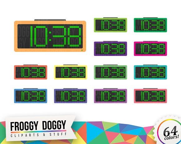 Alarm Clock Clipart Ilrations