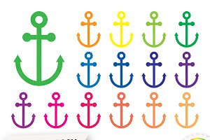 Anchor Clipart