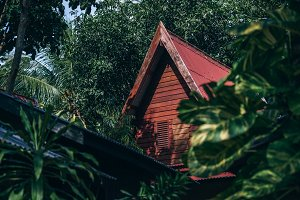 Thai Bungalow Architecture