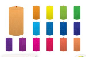 Candle Clipart