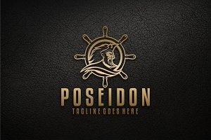 Poseidon Badge