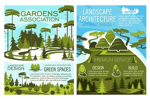 Gardens and landscape architecture