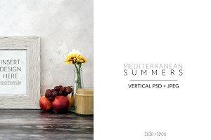 Med Summers | Vertical No. 5