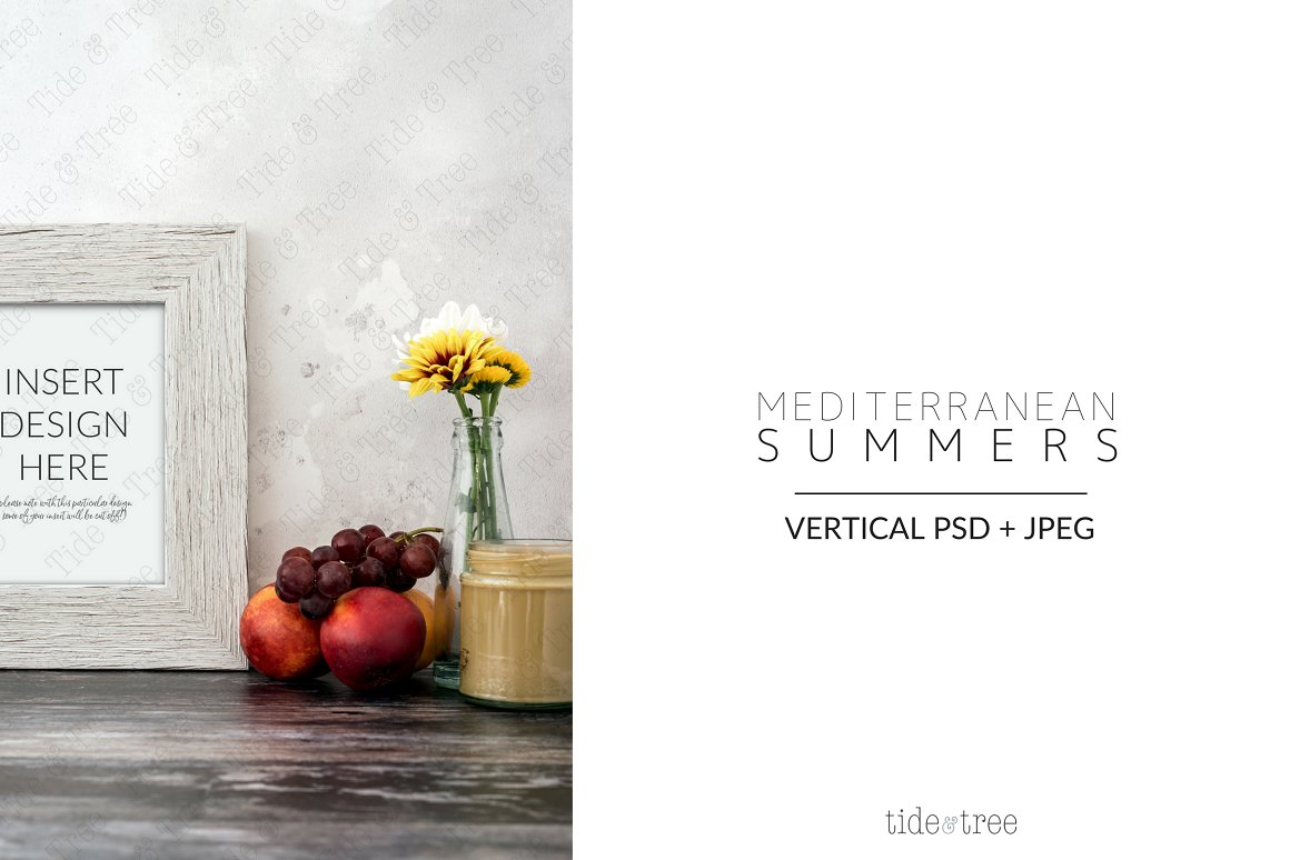 Med Summers | Vertical No. 5