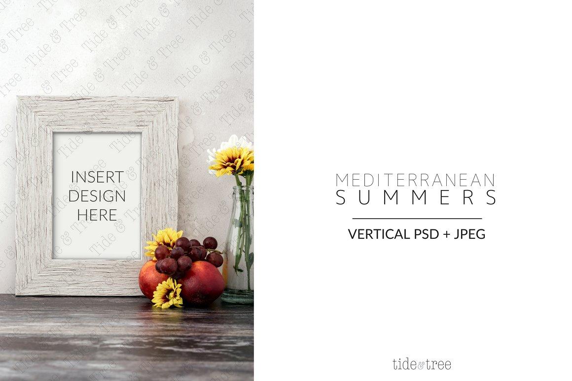 Med Summers | Vertical No. 6