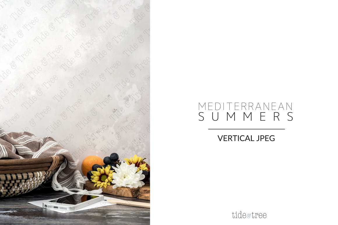 Med Summers | Vertical No. 8