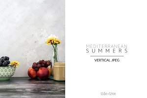 Med Summers | Vertical No. 4