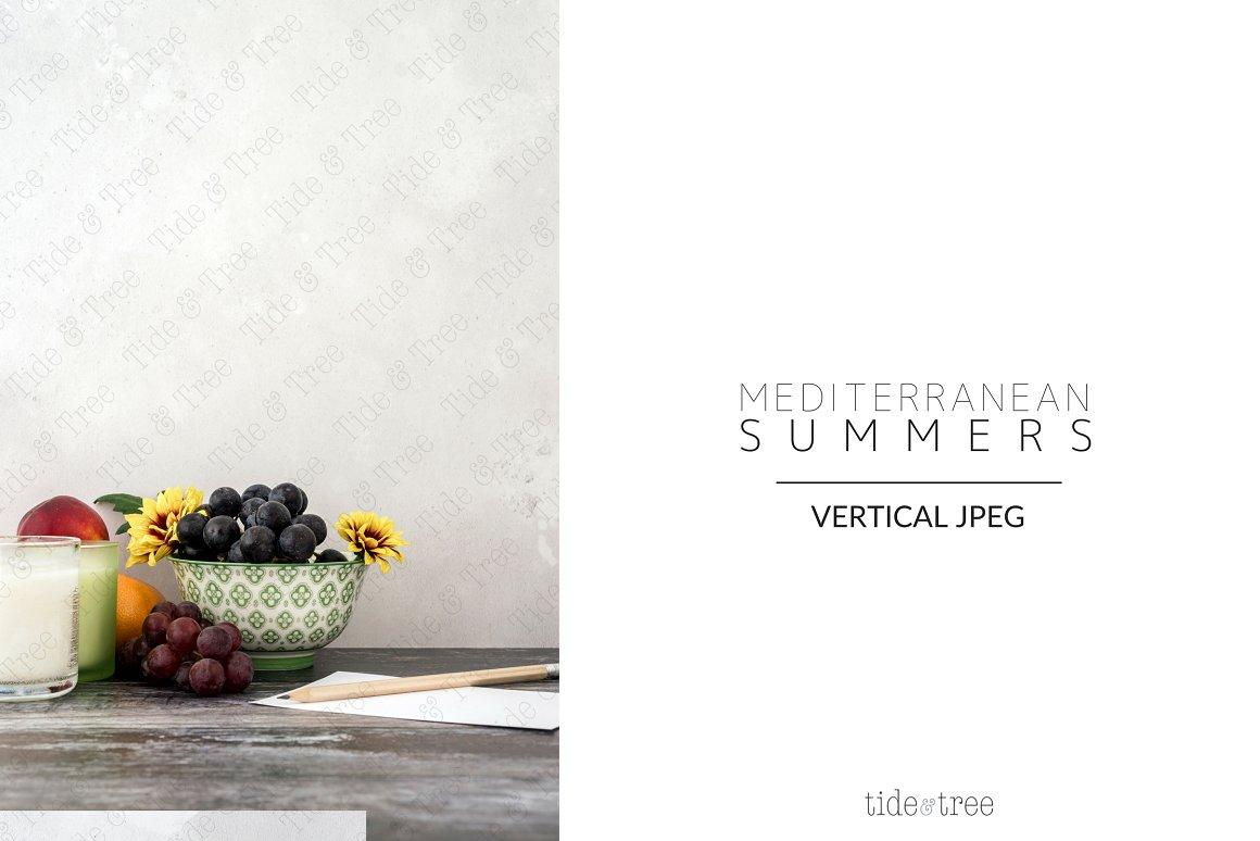 Med Summers | Vertical No. 2