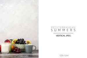 Med Summers | Vertical No. 1